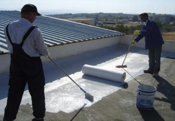 بهره مندی از خدمات اجرای آب بندی پشت بام